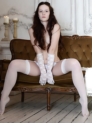 Money Cult  Roza  Babes, Brunettes, Lingerie, Bride, Striptease