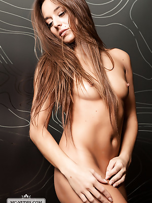 mc-nudes  Dominika  Erotic, Extrem, Brunettes, Teens, Solo, Softcore