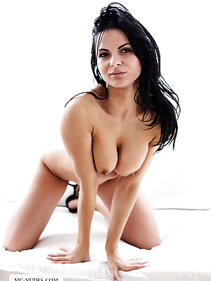 mc-nudes  Valentina  Tits, Erotic, Breasts, Brunettes, Softcore, Solo, Ass, Babes, Big tits, Boobs