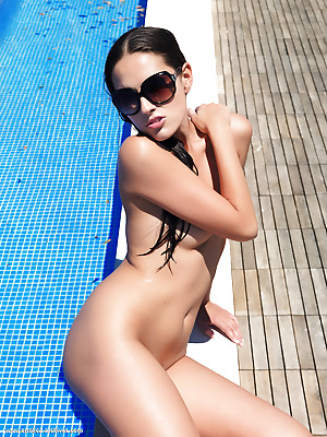 metartmoney  Tamaya  Softcore, Tits, Beautiful, Erotic, Breasts, Boobs, Pussy, Pool, Smoking, Ass