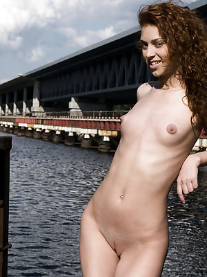 metartmoney  Talia A  Softcore, Beach, Petite, Nipples, Breasts, Erotic, Boobs, Tits