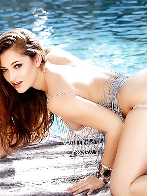 metartmoney  Dani Daniels  Beautiful, Erotic, Softcore, Pool