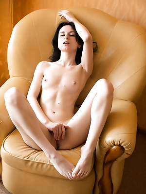 metartmoney  Victoria N  Petite, Erotic, Softcore, Lingerie, Panty, Striptease