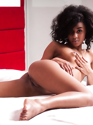 Money Cult  Gana  Pussy, Cute, Teens, Black, Ebony, Panty, Solo