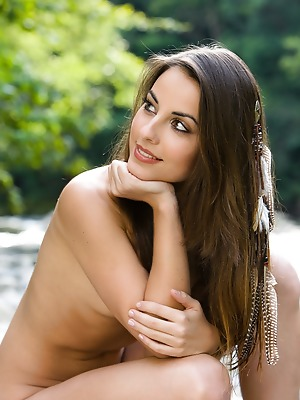 FemJoy  Lorena G  Beautiful, Cute, Spanish, Park, Outdoor, Amazing, Rough