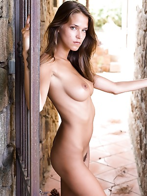 FemJoy  Simona  Seduce, Outdoor, Prison, Beautiful