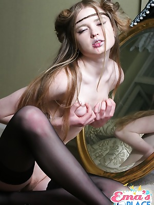 Glam Revenue  Ema  Young, Solo, 18 year, Teens